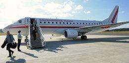 Usterka samolotu z premierem Morawieckim na pokładzie