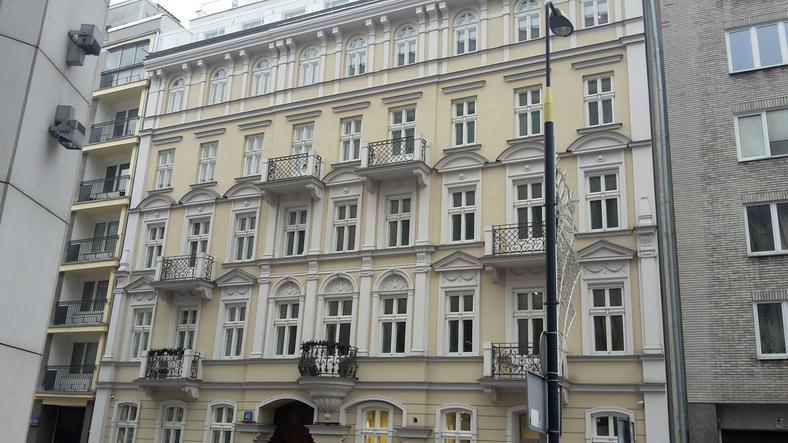Kamienica przy Mokotowskiej 40 mogła zostać przejęta z naruszeniem prawa