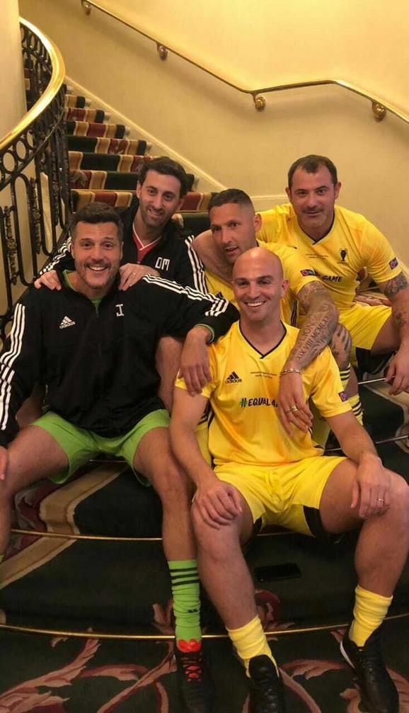 Fudbaleri koji su Interu 2010. godine doneli