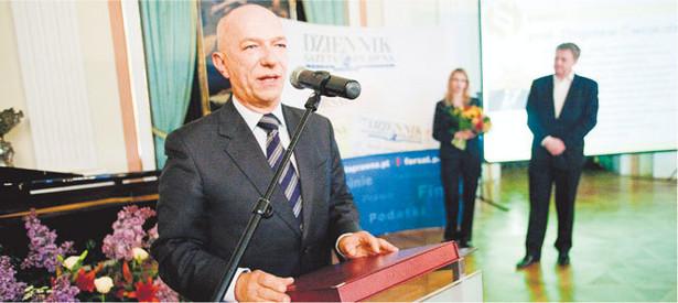 DGP nagrodził byłego ministra za rozdzielenie urzędu prokuratora generalnego od ministra sprawiedliwości Fot. Marcin Kaliński