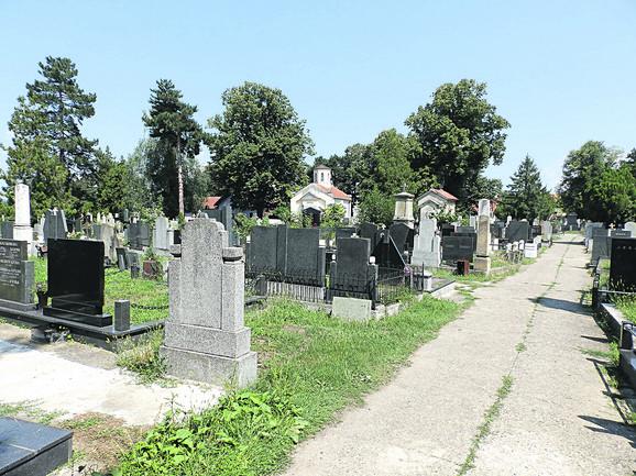 Na ovom groblju se dogodilo zlostavljanje