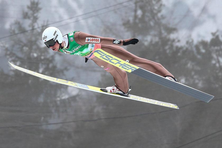 Ostatnie zawody w skoków narciarskich