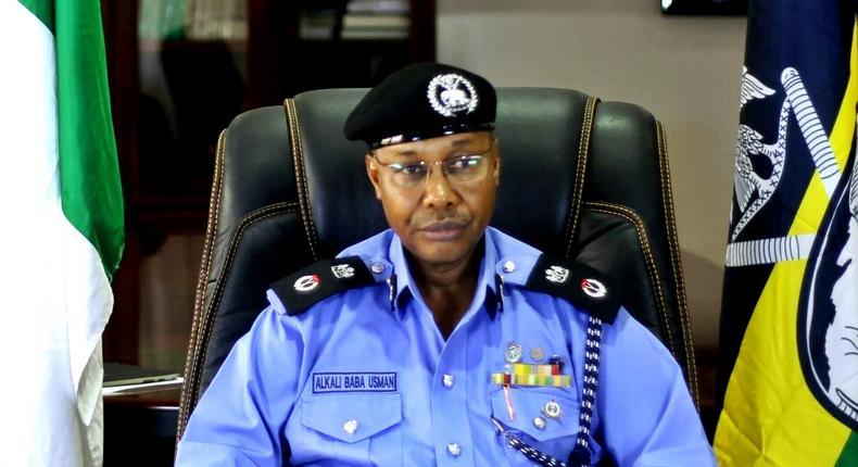 Inspector General of Police (IGP), Mr Usman Baba.