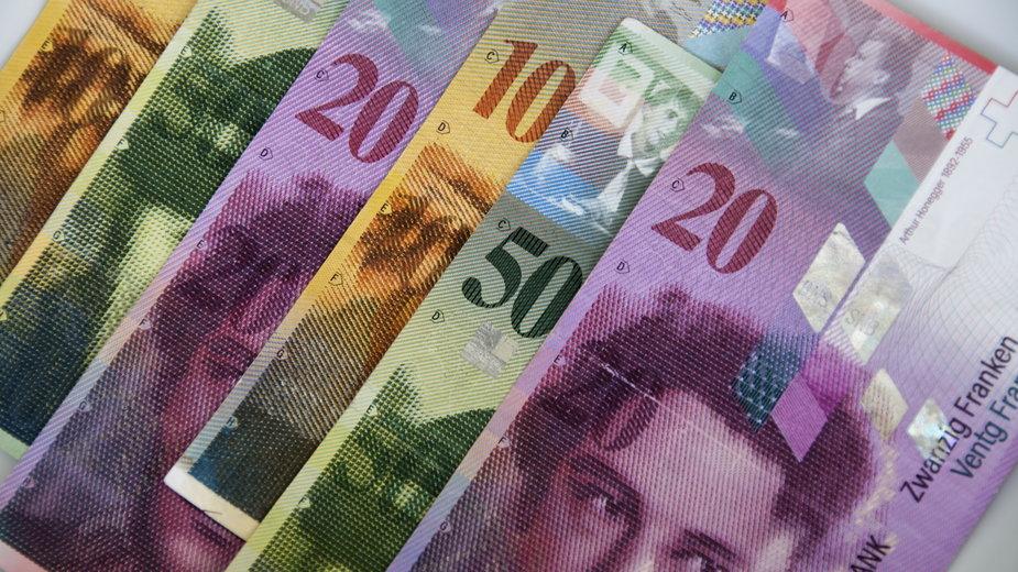 TSUE wydał wyrok w sprawie kredytów we frankach szwajcarskich. Zdjęcie ilustracyjne