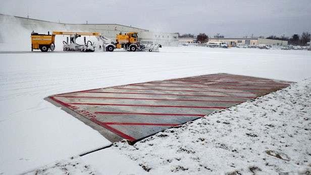 Przewodzący prąd beton podniesie bezpieczeństwo lotnisk