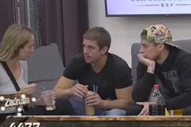 POLJUPCI I DODIRIVANJE David i Luna tvrde da su prijatelji, ali zbog ovoga je Karađorđe pobesneo (VIDEO)