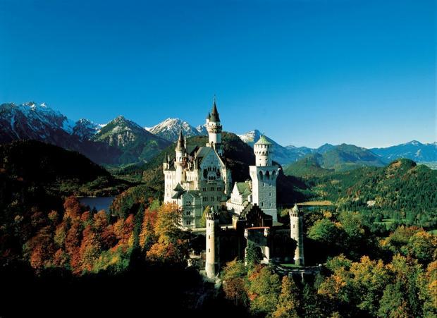 Największe atrakcje Niemiec - Podróże 10 Most Beautiful Places In The World Wallpaper