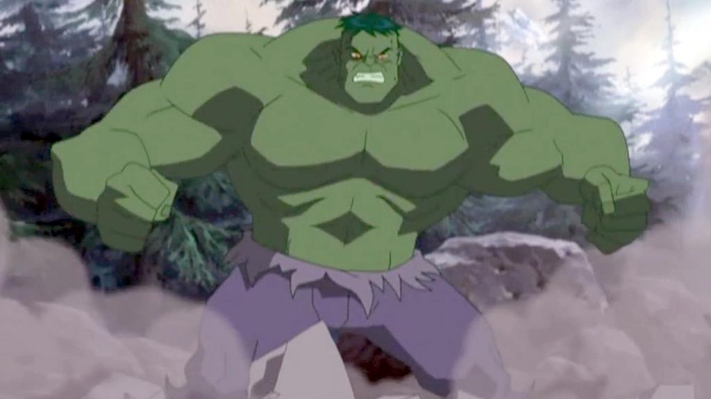 Hulk - Podwójne starcie: Hulk vs Wolverine