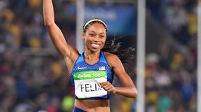 Tokio 2020: Allyson Felix chce wystąpić w kolejnych igrzyskach