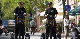 Niecodzienne patrole straży miejskiej z Tarnowa