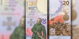 NBP wyemitował specjalny banknot 20-złotowy. Nie zdziwcie się w sklepie