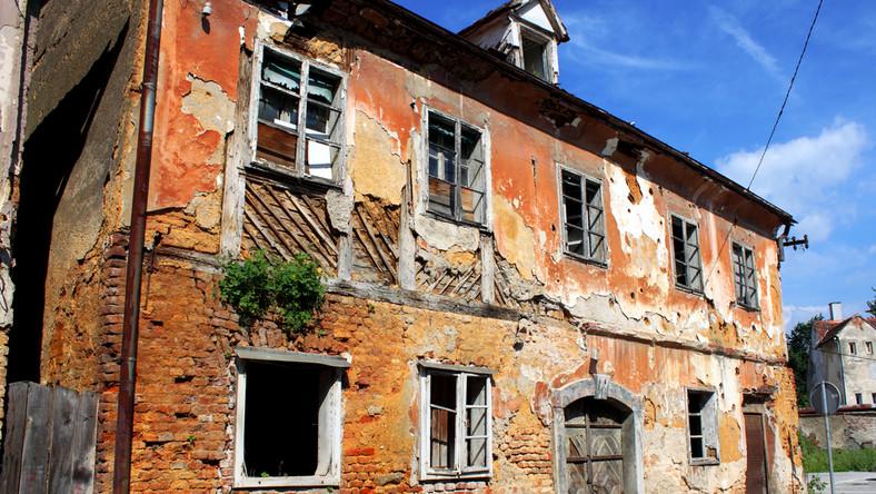 ruina dom