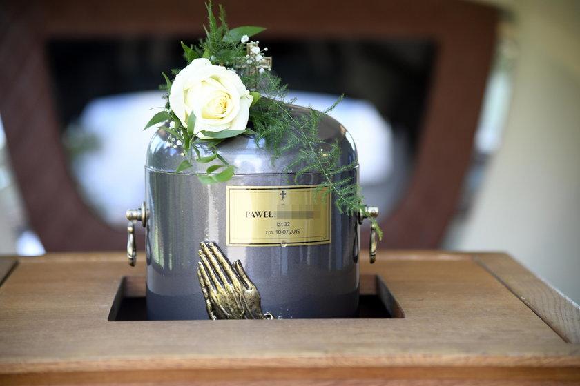 Pogrzeb ojca Dawida Żukowskiego