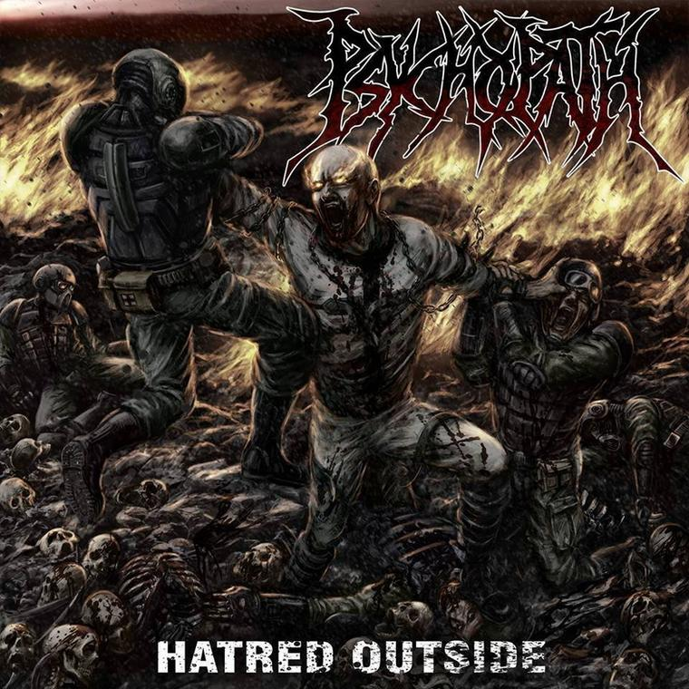 """Psychopath – """"Hatred Outside"""""""