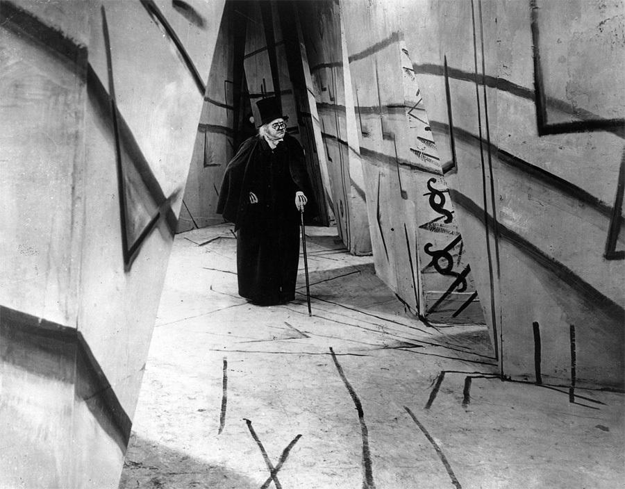 a comparison of stellan ryes the student of prague and the cabinet of dr caligari by robert wiene There's a lot to love about the cabinet of dr caligari - murder and torture and ghouls, oh my but what's staggering about this silent classic is how well it's art-design drives forth the twisted so what seethed under the cultures skin that inspired the visual mayhem of german director robert wiene.