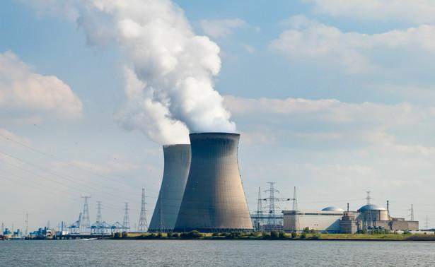 Elektrownia atomowa Doel w Belgii