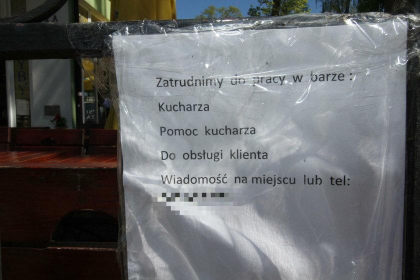 Nad polskim morzem kucharz na wagę złota!