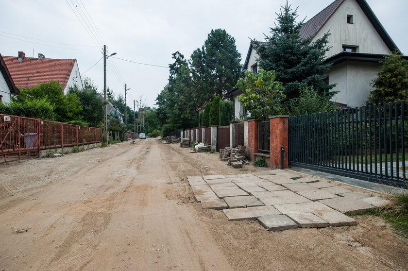 Niby Wrocław, a jak wioska