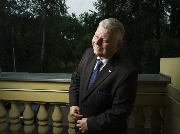 Marek Suski Fot. Darek Golik