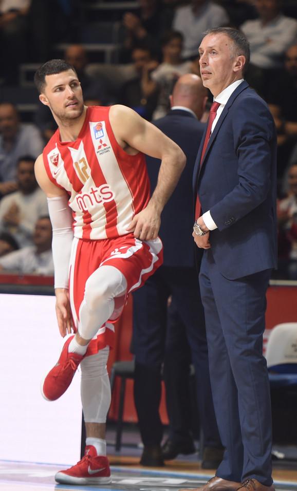 Milan Tomić u razgovoru sa Bilijem Beronom