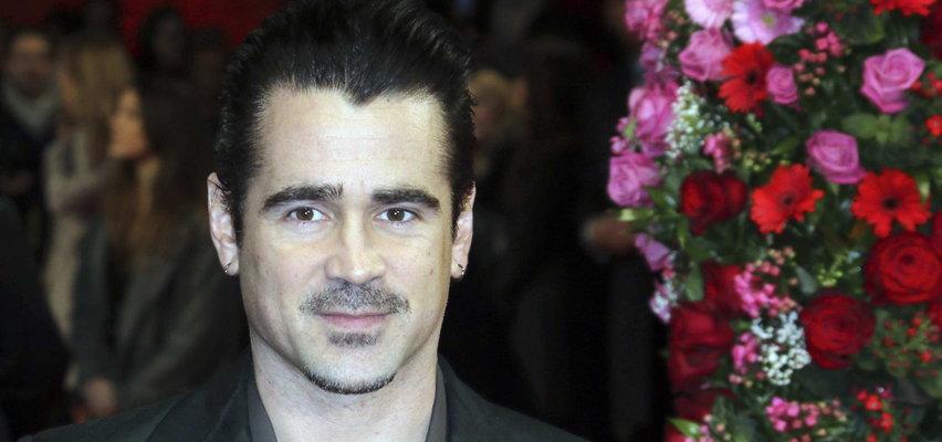 Colin Farrell świętuje 45. urodziny. W przeszłości był alkoholikiem, narkomanem, miał sekstaśmę i łamał serca kobiet!