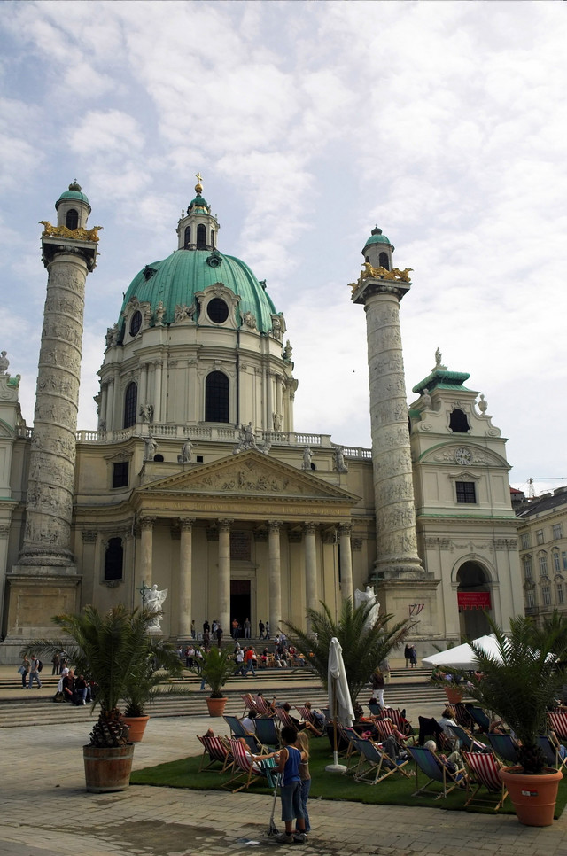 Beč danas