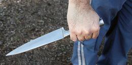 17-latek napadł z nożem na jubilera