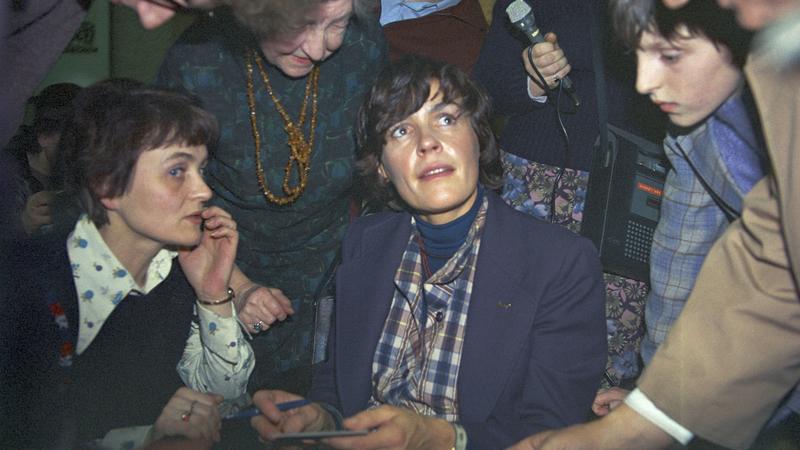 Wanda Rutkiewicz - polska alpinistka i himalaistka, jedna z najbardziej znanych Polek światowego himalaizmu.