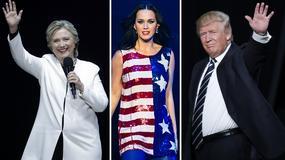 Katy Perry stanowczo opowiada się za jednym z kandydatów. Kogo popiera?