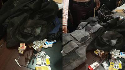 Bono East: Police officer arrested for stealing A-K 47 bullets and body bag