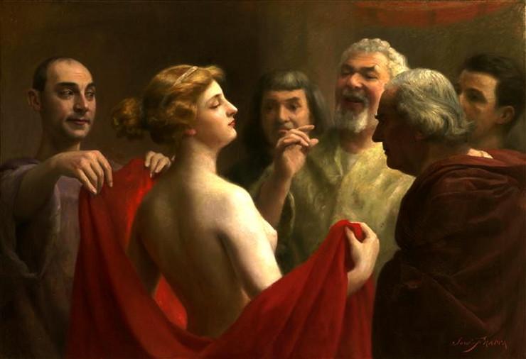 Zoze Frapa, Frina, 1904