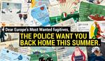 """DRAGI KRIMINALCI..."" Evropol šarenim razglednicama poziva kriminalce da se predaju"
