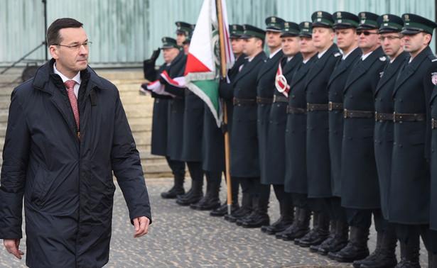 Wicepremier Morawiecki