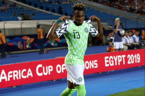 Man of the moment Samuel Chukwueze will be the player everyone will be watching against Algeria (CAF)