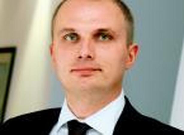 Sławomir Paruch, radca prawny, partner w Kancelarii Raczkowski i Wspólnicy.