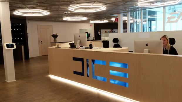 Główna siedziba DICE w Sztokholmie