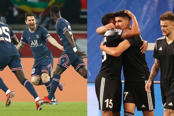 (UŽIVO) LIGA ŠAMPIONA Šerif šokirao Real usred Madrida, Milan sa igračem manje, a već sada imamo PROMAŠAJ SEZONE i to iz Pariza!