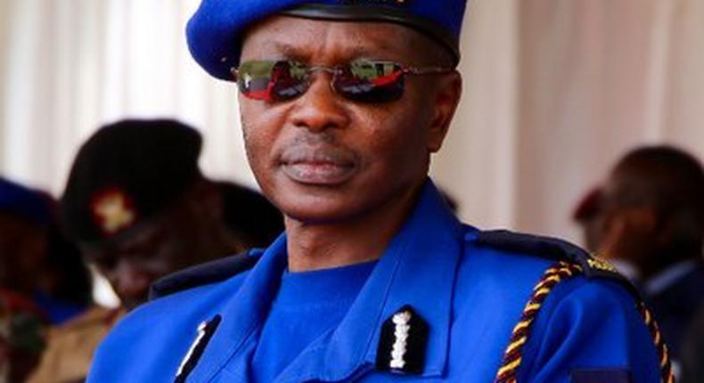 Inspector General of Police Joseph Boinnet