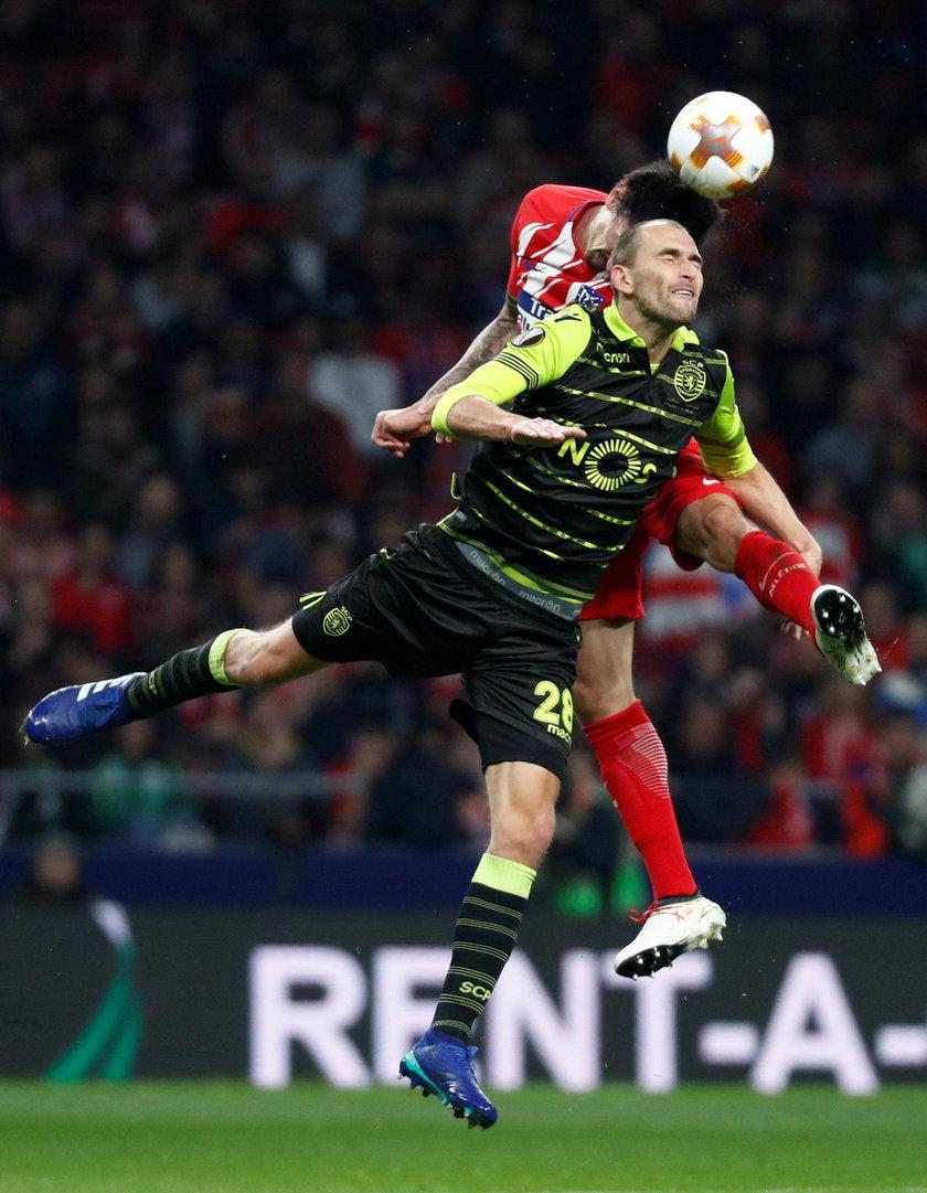 Europa League Round of 32 Second Leg - Sporting CP vs Astana