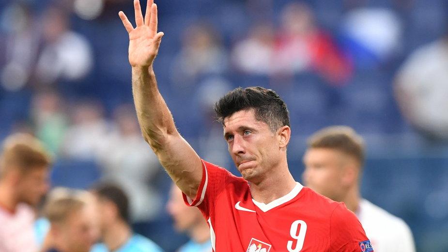 Henryk Kasperczak docenił występ Roberta Lewandowskiego w meczu ze Szwecją