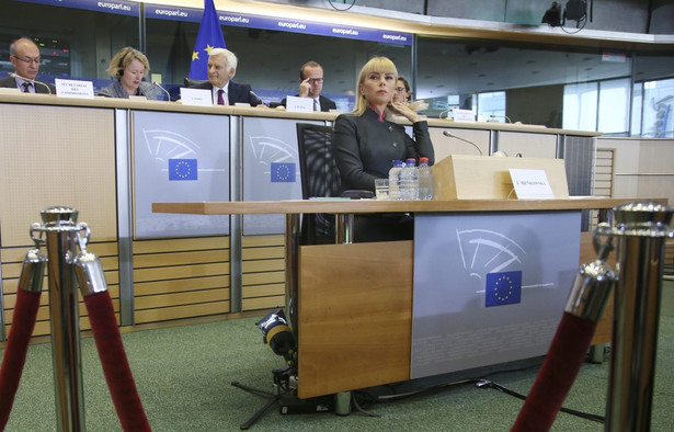 Przesłuchanie Elżbiety Bieńkowskiej