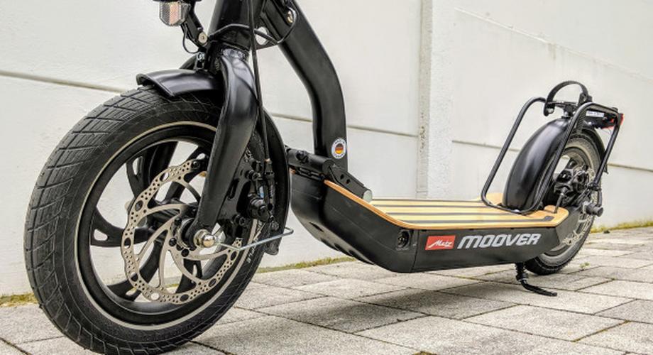 E-Scooter Metz Moover im Test: Premium hat seinen Preis