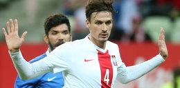Reprezentant Polski został bez klubu
