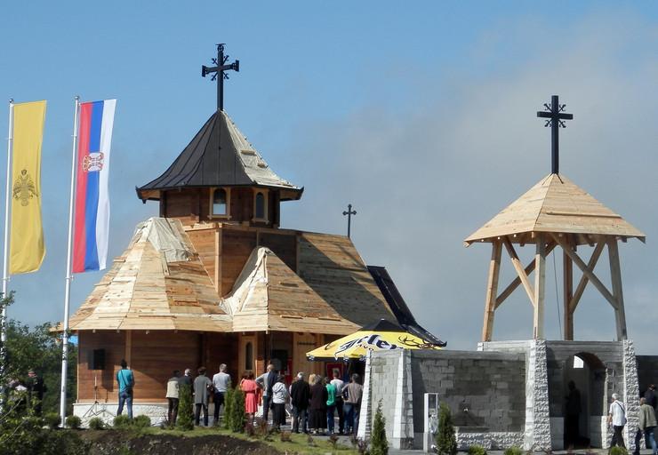 NOVA VAROS 01 crkva brvbara u draglici foto zeljko dulanovic