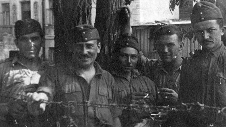 Węgierscy żołnierze stacjonowali podczas Powstania m.in. w Milanówku