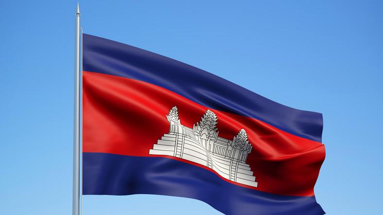 Kambodża, flaga