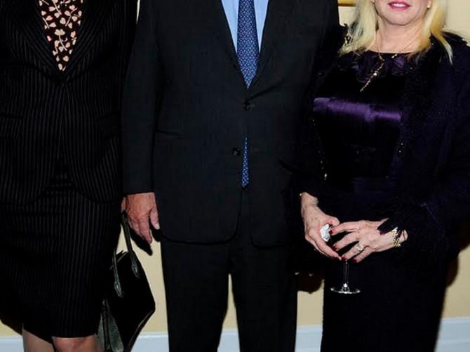 Porodica Karađorđević u poznatom društvu