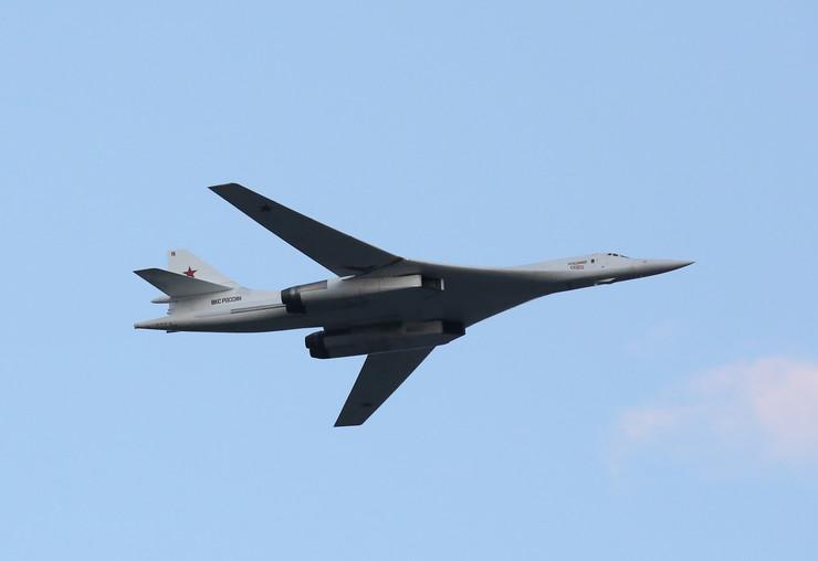 Ruski bombarder TU 160