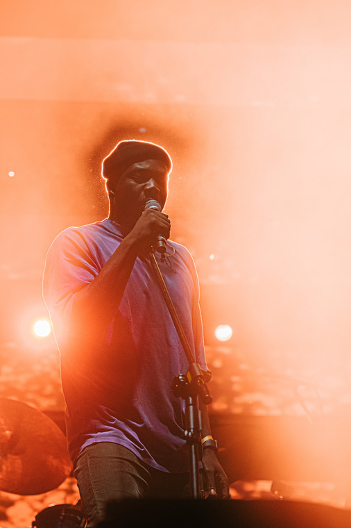 Jacob Banks na Salt Wave Festival