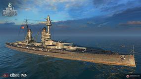 Gamescom 2016: World of Warships - niemieckie pancerniki w natarciu